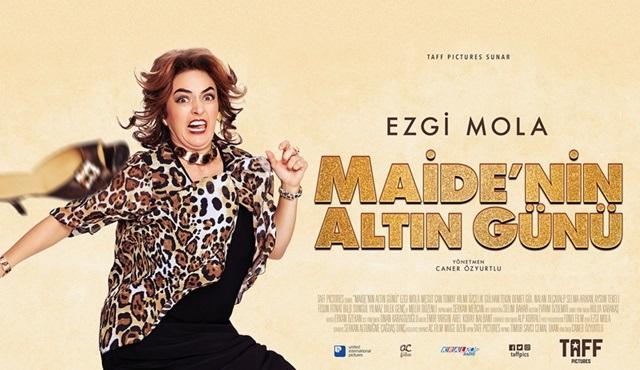 Ezgi Mola, söyleşi ve film gösterimi için İzmir'e geliyor!
