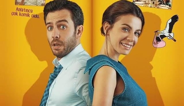 Bebek Geliyorum Demez filmi Tv'de ilk kez Kanal D'de ekrana gelecek!