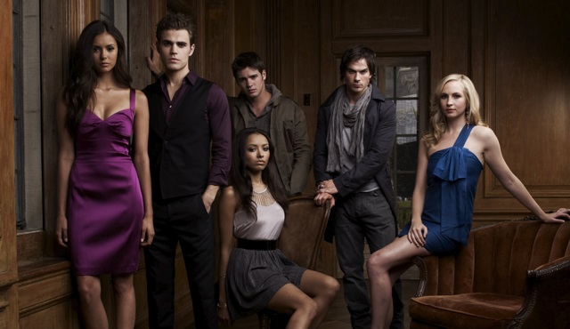 Hangi The Vampire Diaries karakterisin ?
