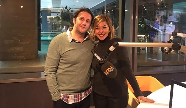 İlker Ayrık, NTV Radyo'ya konuk oldu!