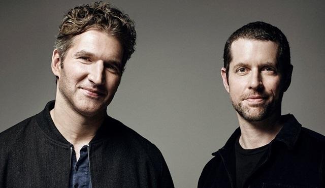 Game of Thrones'un yaratıcıları Star Wars üçlemesi yazacak