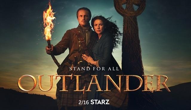 Outlander'ın 5. sezonundan yeni bir tanıtım geldi