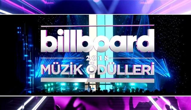 2018 Billboard Müzik Ödülleri Show TV'de ekrana gelecek!
