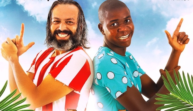 Tv'de İlk Kez: ''Robinson Crusoe ve Cuma'' Kanal D'de ekrana geliyor!
