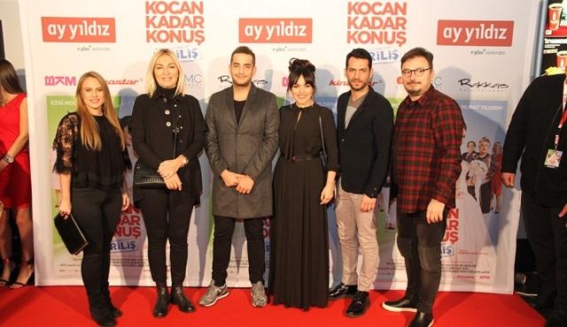 Kocan Kadar Konuş Diriliş filminin özel gösterimi Köln'de yapıldı!