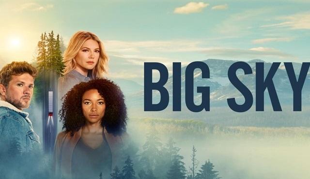 Big Sky dizisinin sezonu 16 bölüme çıktı