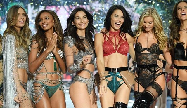 Victoria's Secret Melekleri, bu sene de yine TLC'de!