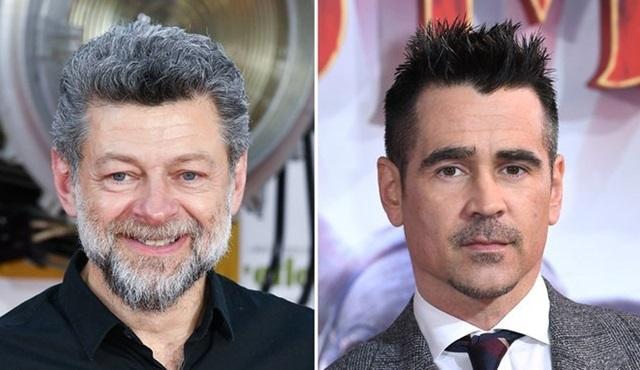 Colin Farrell ve Andy Serkis, The Batman'de yer almak için görüşmelere başladılar