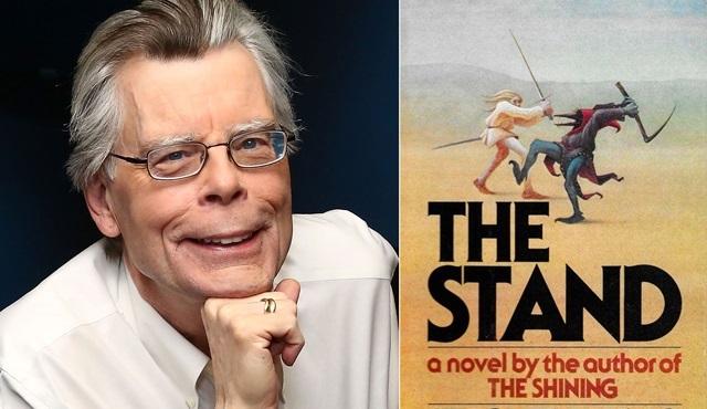 Stephing King, The Stand'in dizi uyarlaması için yeni bir son yazdı