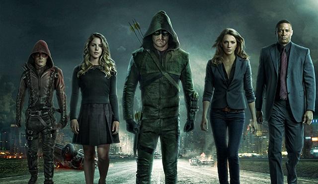 Arrow, 3. sezonuyla TLC'de başlıyor