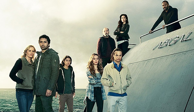 Fear The Walking Dead teknesine 360 derecelik bakış