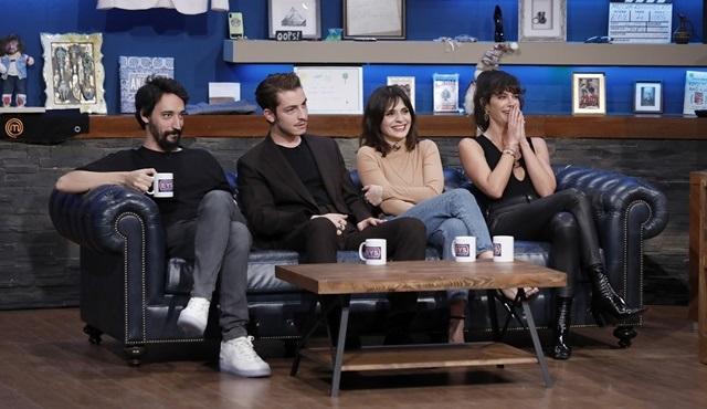 Eser Yenenler Show'a bu hafta Biz Böyleyiz filmi oyuncuları konuk oluyor!