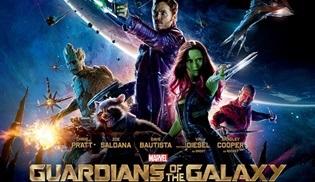 Galaksinin Koruyucuları (Guardians of the Galaxy) filmi atv'de ekrana gelecek!