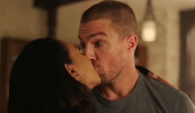 Arrow, The Flash ve Supergirl'ün ortak bölümlerinden tanıtımlar gelmeye başladı