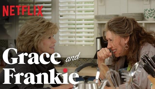 Grace and Frankie'nin 6. sezon tanıtımı yayınlandı