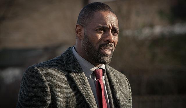 Idris Elba, kısa bir Luther tanıtımı paylaştı