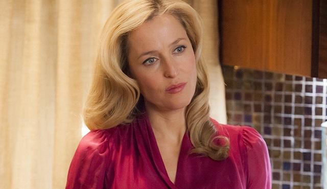 Gillian Anderson, American Gods'ta rol alacak