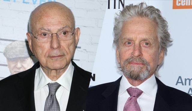 Michael Douglas ve Alan Arkin yeni bir diziyle ekrana gelecekler