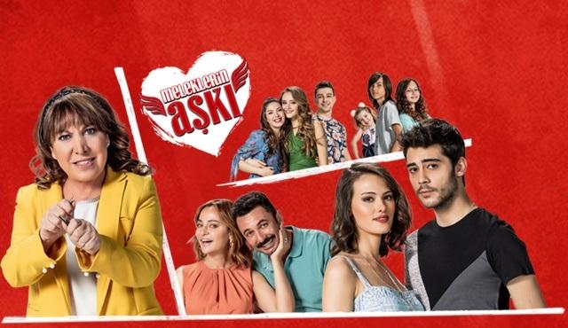 Meleklerin Aşkı dizisinin afişi yayınlandı!
