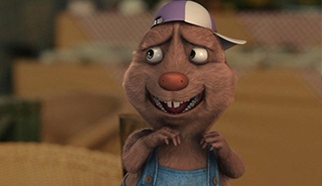 Yerli yapım animasyon filmi 'Köstebekgiller Perili Orman' Tv'de ilk kez TRT 1'de!