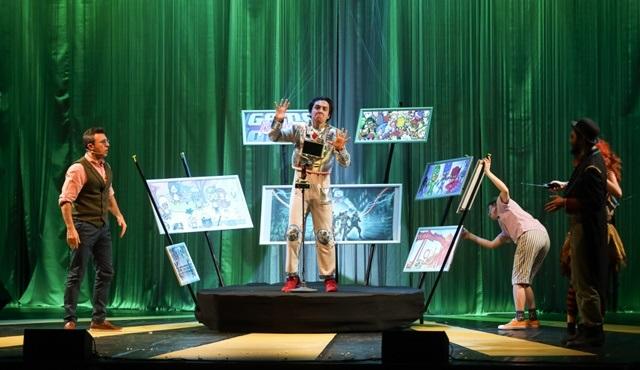 Müzikli çocuk oyunu Robot Pinokyo, İş Sanat'ta!
