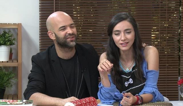 """Öykü Gürman ve Murat Evgin, """"Tatlı Sohbetler""""e konuk oluyor!"""