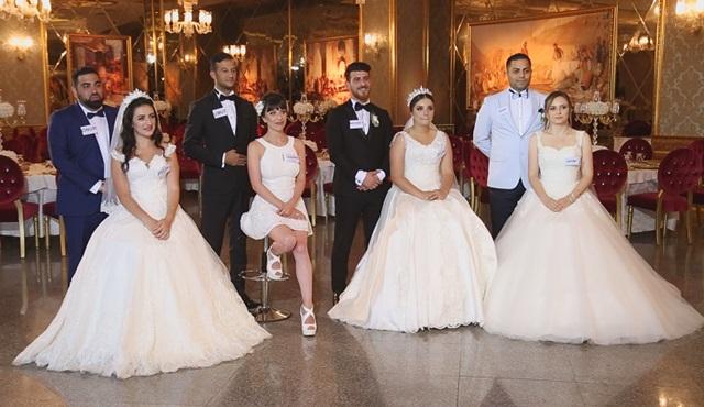TV8 ekranlarında yepyeni bir program başlıyor: Bugün Düğünümüz Var