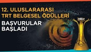 12. Uluslararası TRT Belgesel Ödülleri'ne başvurular devam ediyor!