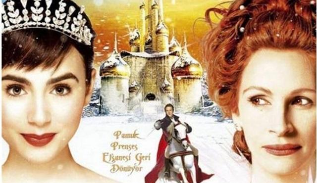 Pamuk Prenses'in Maceraları filmi Tv 8,5'ta ekrana gelecek!