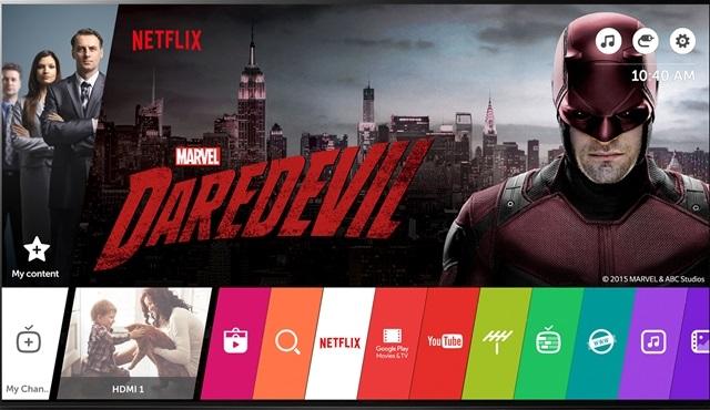 LG ve Netflix'ten küresel boyutta işbirliği!