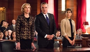 The Good Wife spin-off'u geliyor