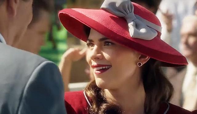 Agent Carter'in 2. sezonu tanıtıma doymuyor
