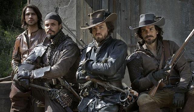 The Musketeers, 3. sezonun ardından bitecek