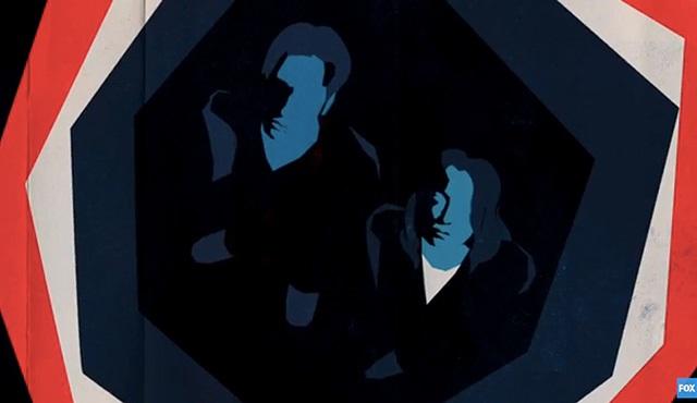 The X-Files için animasyon tanıtım geldi