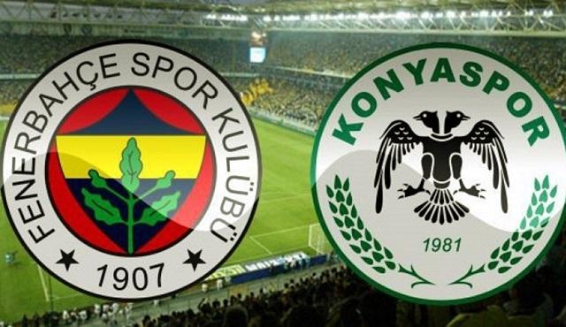 Fenerbahçe – Torku Konyaspor ZTK maçı ATV'de ekrana geliyor!