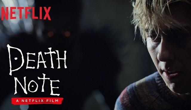 Sanal gerçeklik deneyimi ile Netflix'in Death Note dünyasına girin!