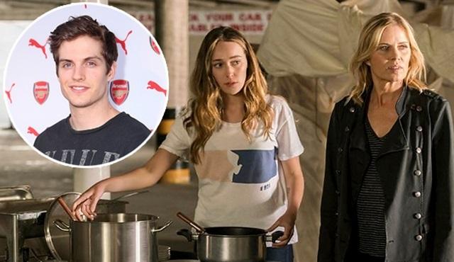 Daniel Sharman, Fear the Walking Dead dizisinin kadrosuna katıldı