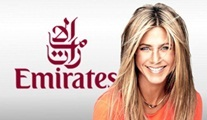 Jennifer Aniston Emirates
