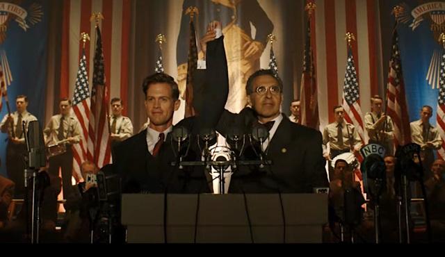 HBO'nun David Simon imzalı yeni mini dizisi The Plot Against America 16 Mart'ta başlıyor