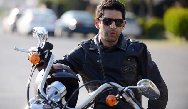 Tansel Öngel, Yaz'ın Öyküsü için motosiklet dersleri aldı!