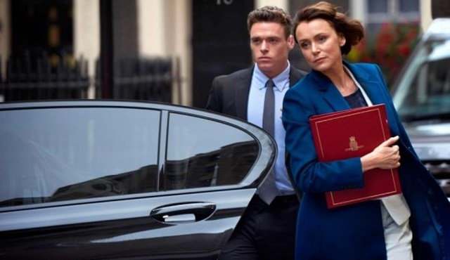BBC One'dan yeni bir dizi geliyor: Bodyguard