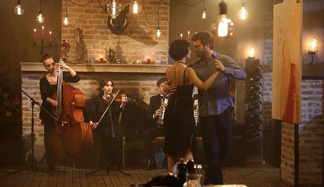 Cesur ve Güzel'de Cesur ve Sühan'dan çok konuşulan tango!
