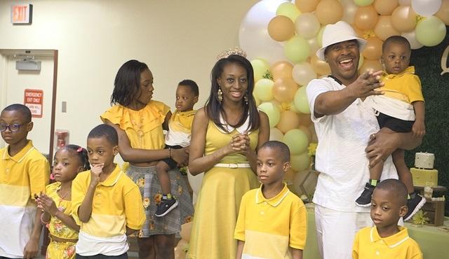 14 çocuklu Derrico Ailesi'nin hikayesini anlatan Ailemiz Büyüyor, TLC'de ekrana gelecek!