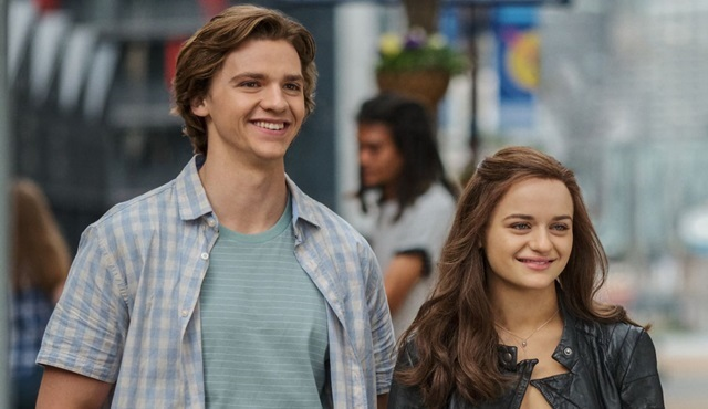 The Kissing Booth serisinin üçüncü filmi 2021'de Netflix'te!