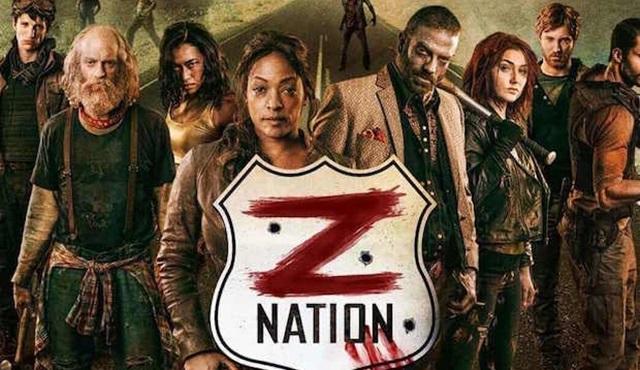 Syfy, zombi dizisi Z Nation'ı iptal etti