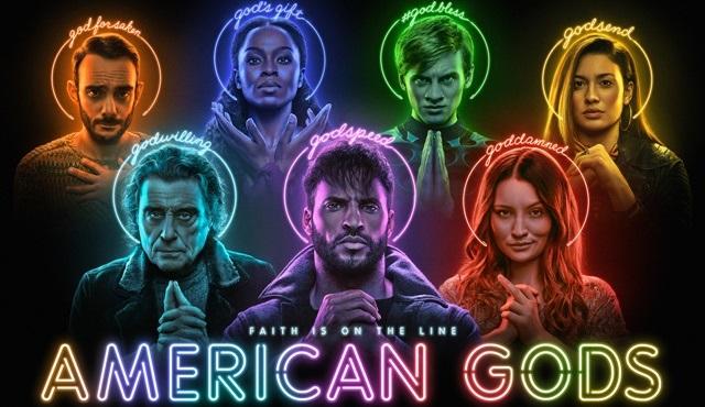 American Gods dizisi 3. sezonun ardından iptal oldu