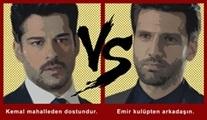 Kara Sevda Caps | Kemal vs Emir