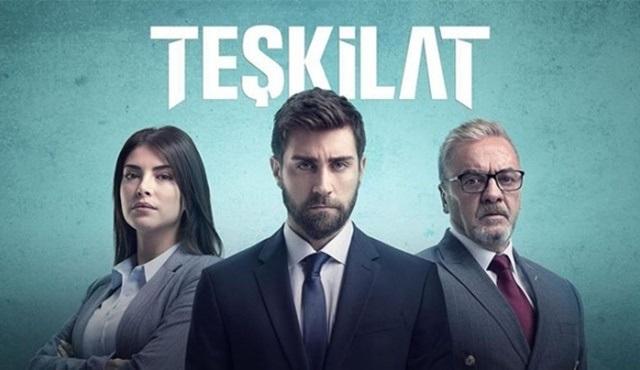Teşkilat dizisi MIPTV 2021'de Fresh TV'ye seçildi!