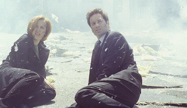The X-Files'in ilk gösterimi MIPCOM 2015'te gerçekleşti