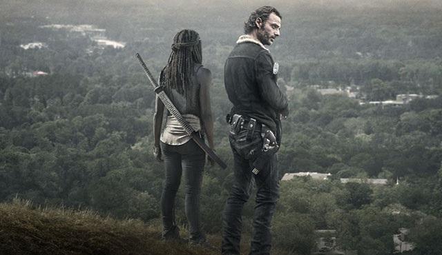The Walking Dead'in 7. sezonundan ilk fotoğraf geldi